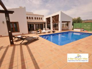 Casa Creo, El Valle Golf Resort, Murcia, Spain - Roldan vacation rentals