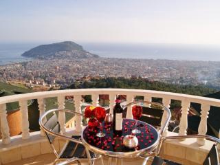 Bektas Sea View Villa 2, Alanya, Turkey - Alanya vacation rentals