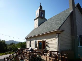 Church Vacation Rental With An Amazing Tower View - Cape Breton Island vacation rentals