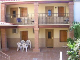 Apartments for 4 in Spain, Cáceres, Aldeacentenera - Torrecillas de la Tiesa vacation rentals