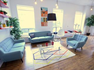 Old Montreal ' Artist Loft' - Montreal vacation rentals