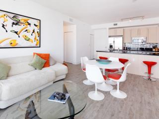 Sunny 2 Bedroom Apartment in the Heart of Brickell - Coral Gables vacation rentals