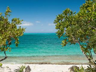 Beautiful cottage on Grace Bay Beach- beautiful views, multiple terraces and private pool. TNC WED - Leeward vacation rentals