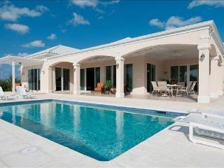 Stunning 360 degree views of the neighboring Leeward waterway, this villa is 5 minutes from the ocean. IE VIV - Turks and Caicos vacation rentals