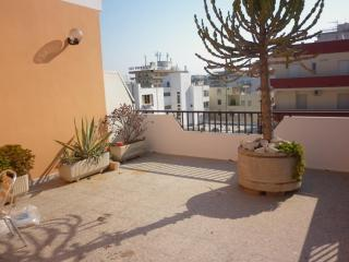 4th floor, big outdoor balcony (270sf), bedroom (110sf) - Lido Marini vacation rentals