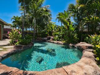 Ginger Gazebo: Luxurious Setting with Salt Pool - Kailua vacation rentals