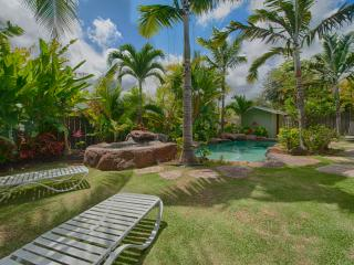 Coconut Cabana: Designer Studio AC Pool near beach - Kailua vacation rentals
