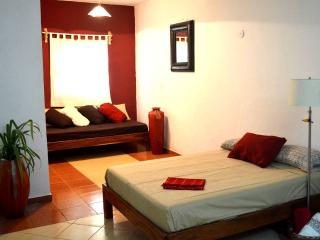 Spacious room with a private bathroom - Tulum vacation rentals
