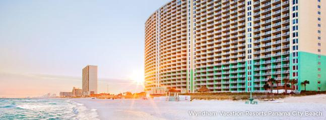 beach side high rise - Emerald Green Resort -Wyndham Beachfront  6/28-7/5 - Panama City Beach - rentals