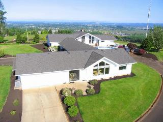 In the Heart of Wine Country on 21 Acres!! Views!! - Carlton vacation rentals