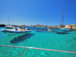 Elegant on the sea in la Maddalena - Cala di Volpe vacation rentals