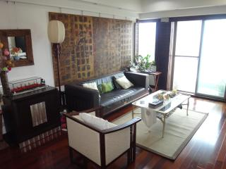 Deluxe furnished condo with view in Taipei. - Taiwan vacation rentals
