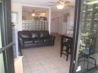 Hawaiian Inn, 2 Bed Room with Ocean View - Daytona Beach vacation rentals