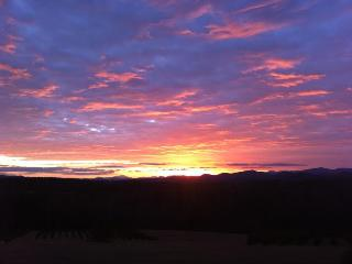 Sunset Over the Blue Ridge - Fleetwood vacation rentals