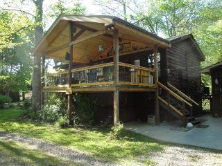 Wild Bills River Escape--Hot Tub Near Gem MInes - Franklin vacation rentals