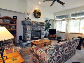 ROBIN LANE 3 bed/3.5 bath Mountain and Pond Views in Upscale Neighborhood, W/D, Private Hot Tub, Kin - Silverthorne vacation rentals