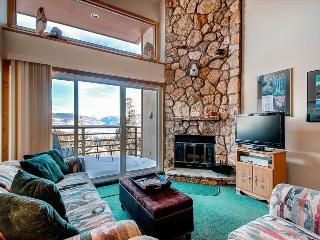SALE! STAY 3 NTS, GET THE 4th FREE-BUFFALO VILLAGE 402: 1 Bed/2 Bath+Sleeping Loft, View, Elevator - Silverthorne vacation rentals