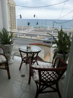 seaview apartment up to 4 guests - Rhodes Town vacation rentals