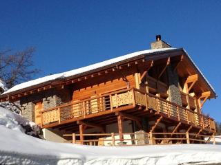 Fabulous chalet: Verbier / La Tzoumaz Four Valleys - La Tzoumaz vacation rentals