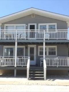 FRONT VIEW - Hornberger 77543 - Long Beach Island - rentals