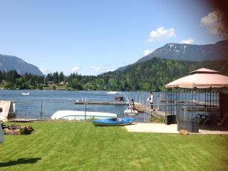 Kawkawa Lake Waterfront Home - Harrison Hot Springs vacation rentals
