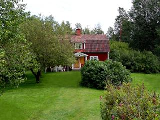 Comfortable cottage for 8. Near  lake and river. - Swedish Lakeland vacation rentals