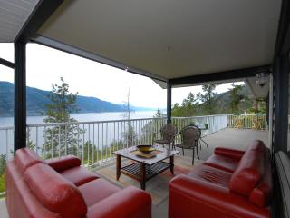 Kelowna Home with SPECTACULAR View - w/Kayaks - British Columbia Mountains vacation rentals