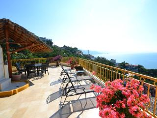Plan Your Vacation Here-Luxury Villa in Conchas Chinas with Pool - Puerto Vallarta vacation rentals