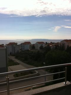 Appartament with beautiful view on Novalja's bay - Novalja vacation rentals