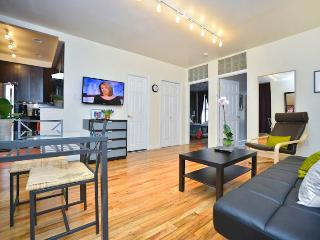 The JAMES Upper East Side Contemporary  2 Bedroom - New York City vacation rentals