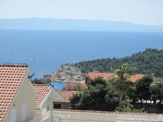 Apartment Pivac with sea view for 2 - Makarska vacation rentals
