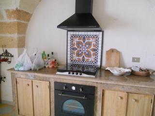 Typical Salento's with tuff arches - San Pancrazio Salentino vacation rentals