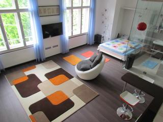 Sunny studio at the Castle - Budapest & Central Danube Region vacation rentals