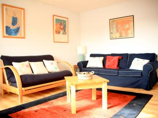 Bright and sunny modern apartment with great views - Edinburgh vacation rentals