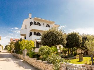 Villa Mirella, Studio for 2, first to the sea! - Zadar vacation rentals
