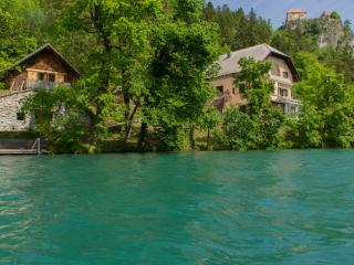 Private beach house on Lake Bled - Zgornje Gorje vacation rentals