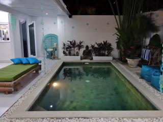 Family Villa-5min walk to 66Beach-sleeps 6+ guest - Legian vacation rentals