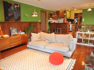 Large Beautiful Edwardian House in beautiful st - City of Yarra vacation rentals