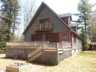 Lovely Four Season Home W/ Dock & Beach Rights - Paul Smiths vacation rentals