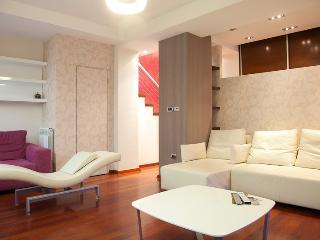 Lux penthouse duplex at Rimski trg - Podgorica vacation rentals