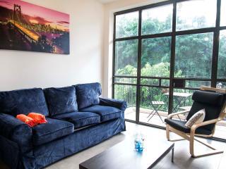 1BR + Balcony on Dizengoff+BEACH! - Gedera vacation rentals