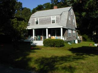 Charming Victorian ocean view cottage, Plymouth, M - South Shore Massachusetts - Buzzard's Bay vacation rentals