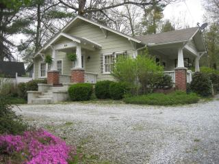Cozy comfort minutes from Flat Rock and Hendersonville. - Hendersonville vacation rentals