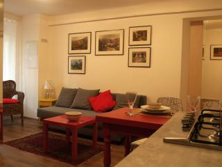 Charming Art Studio Apartment off Andrassy Avenue - Budapest & Central Danube Region vacation rentals