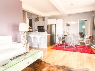 Eclectic Flat Steps from Old City - Quebec City vacation rentals