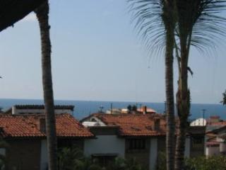 Ocean view from Balcony - Condo Peacock - Puerto Vallarta - rentals