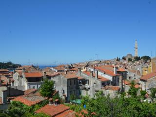 Sea view apartment in Rovinj center with balcony - Rovinj vacation rentals
