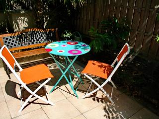 Charming studio + terrace Paris near metro - Asnieres-sur-Seine vacation rentals