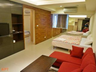GT 1 BR Apartment Zhong Xiao Dun Hua MRT 1 Second - Taipei vacation rentals