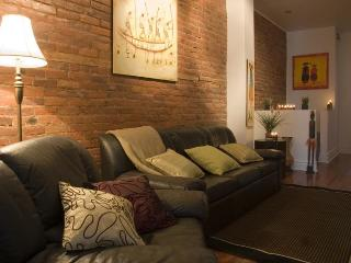 Gorgeous 3B + 1 Plateau! - Montreal vacation rentals